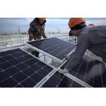 Как происходит установка солнечных электростанций?
