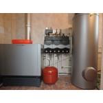 Варианты и схемы обустройства автономного газового отопления частного дома