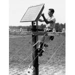 История разработки и применения солнечных батарей