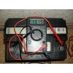 Напряжение аккумуляторов для автомототехники