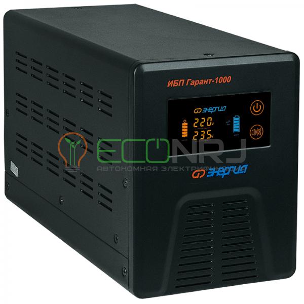 Инвертор (ИБП) Энергия Гарант 1000