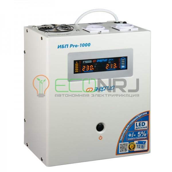 Инвертор (ИБП) Энергия ИБП Pro-1000