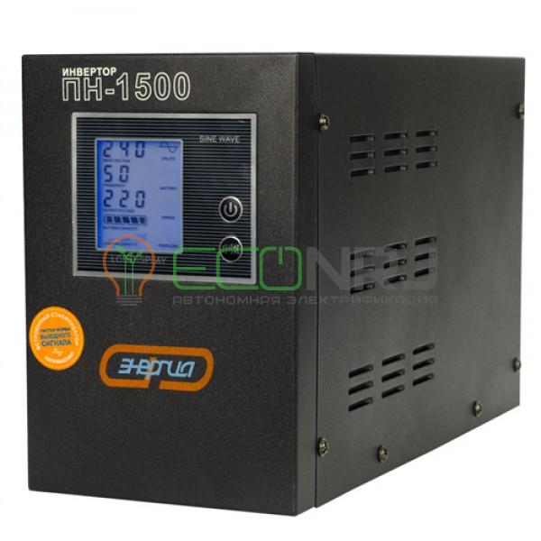Инвертор (ИБП) Энергия ПН-1500