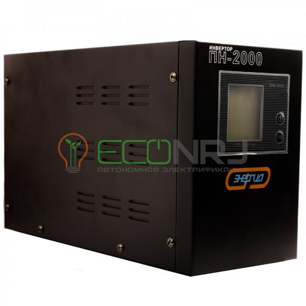 Инвертор (ИБП) Энергия ПН-2000
