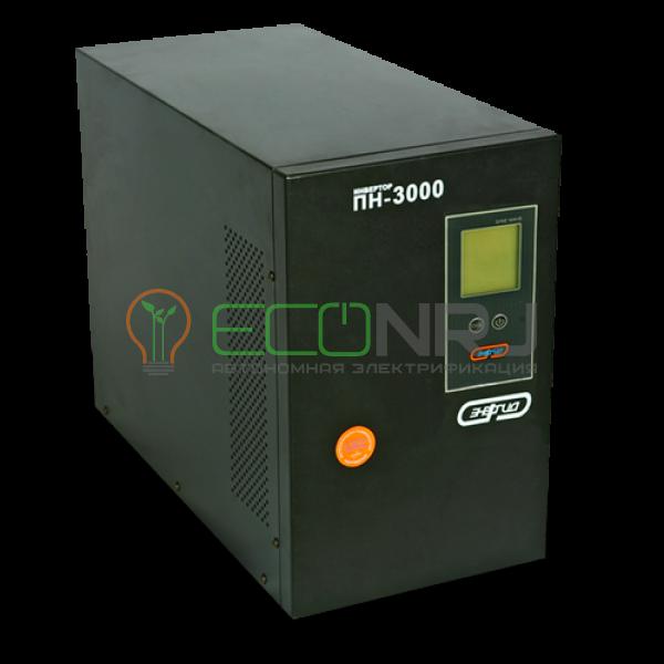 Инвертор (ИБП) Энергия ПН-3000