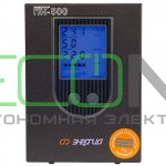Инвертор (ИБП) Энергия ПН-500 + Аккумуляторная батарея Delta GX 12-150