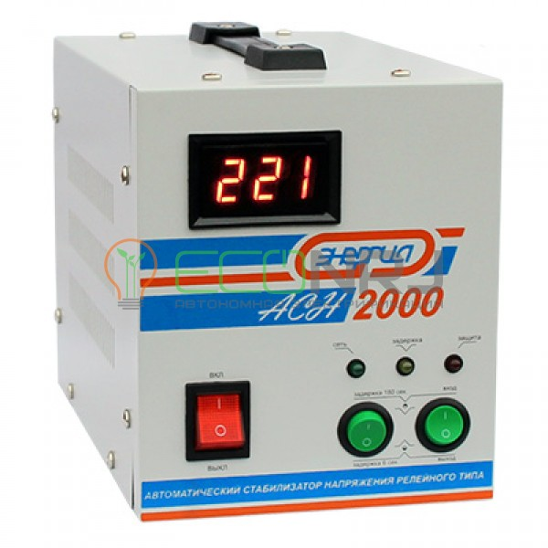Стабилизатор Энергия ACH 2000