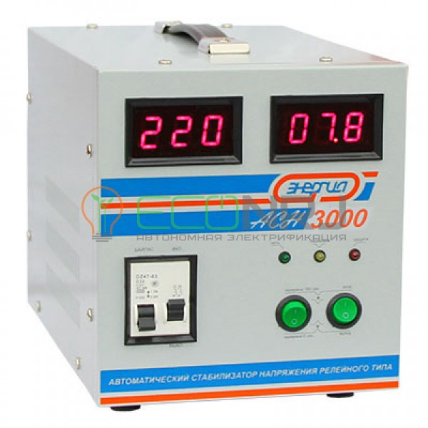 Стабилизатор Энергия ACH 3000