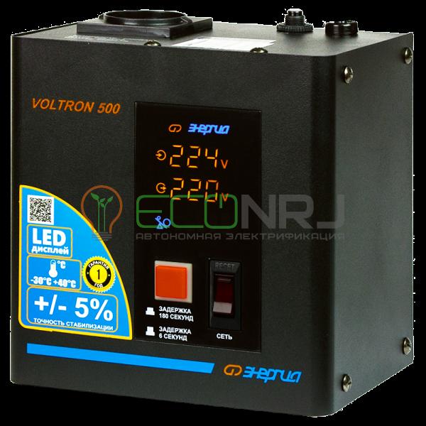 Стабилизатор Энергия VOLTRON 500