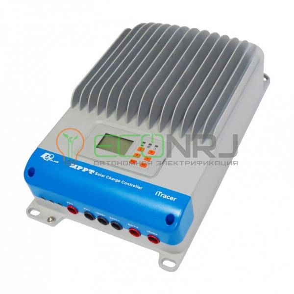 Контроллер заряда EPSolar iTracer MPPT IT4415ND
