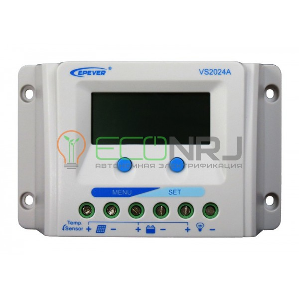 Контроллер заряда EPSolar VS2024A