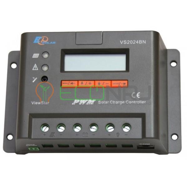 Контроллер заряда EPSolar VS2024BN
