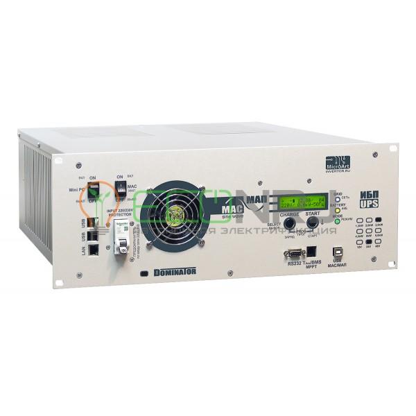 Инвертор МАП DOMINATOR UPS 24В 3 кВт