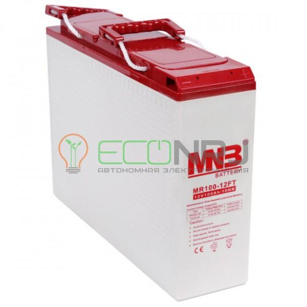 Аккумуляторная батарея MNB MR100-12FT