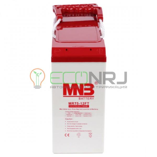 Аккумуляторная батарея MNB MR75-12FT