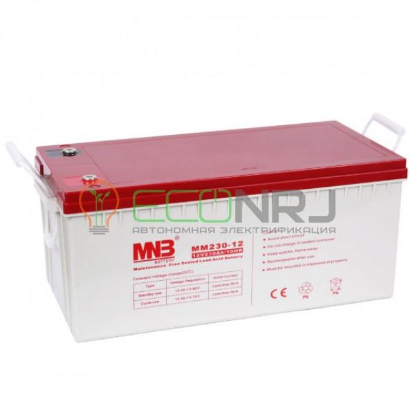Аккумуляторная батарея MNB MМ230-12