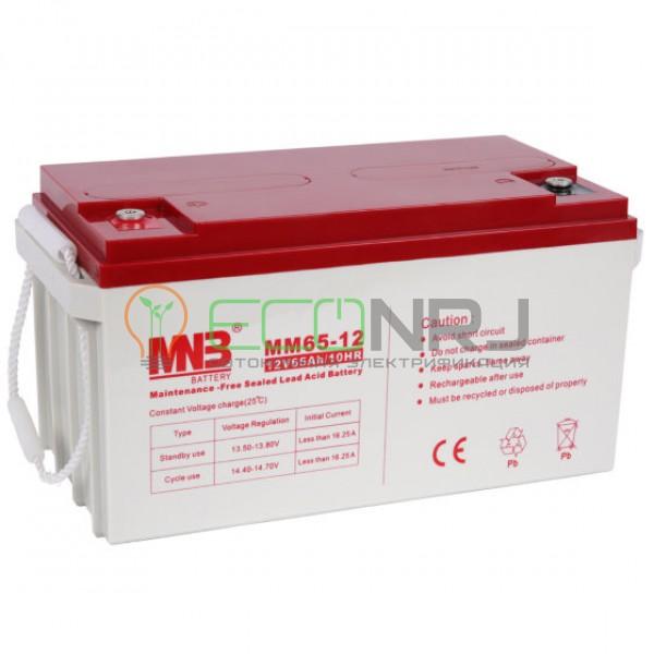 Аккумуляторная батарея MNB MМ65-12
