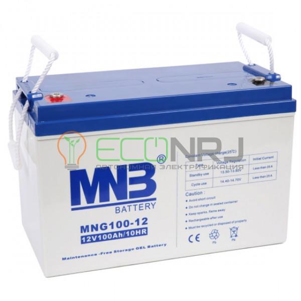 Аккумуляторная батарея MNB MNG100-12