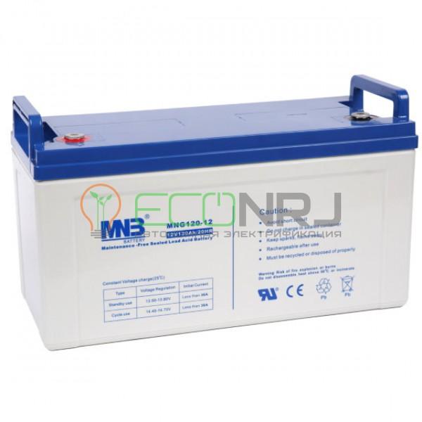 Аккумуляторная батарея MNB MNG120-12