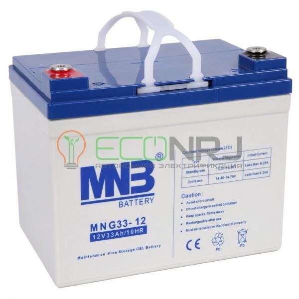 Аккумуляторная батарея MNB MNG33-12