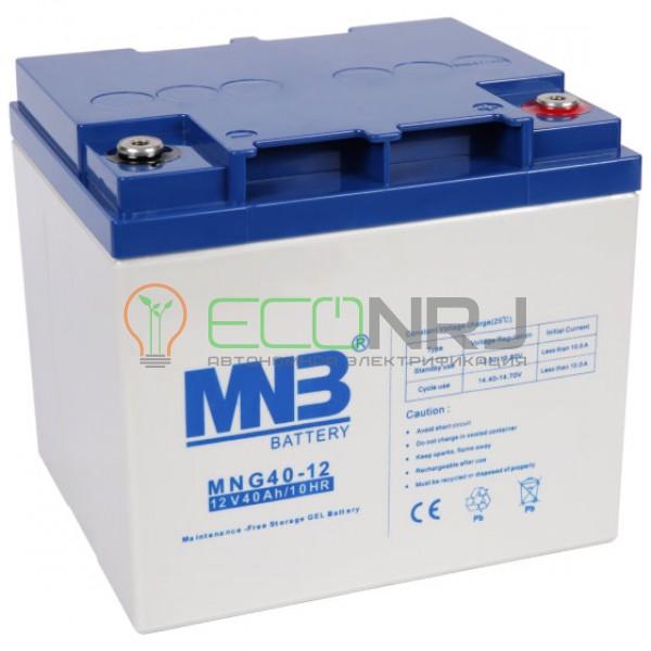 Аккумуляторная батарея MNB MNG40-12
