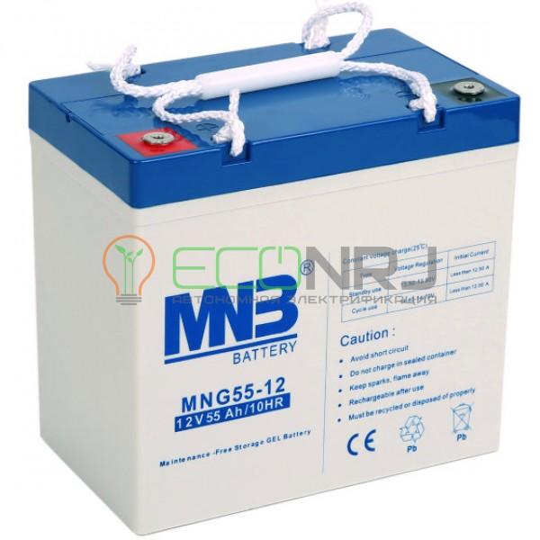 Аккумуляторная батарея MNB MNG55-12