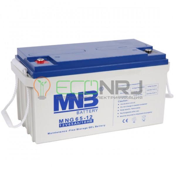 Аккумуляторная батарея MNB MNG65-12