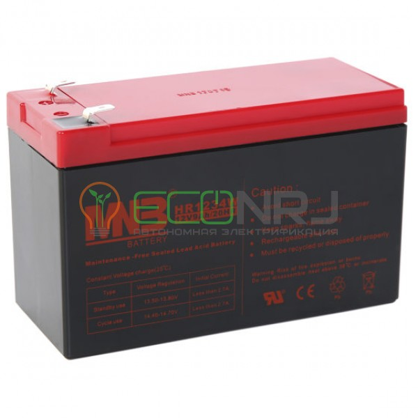 Аккумуляторная батарея MNB HR1234W