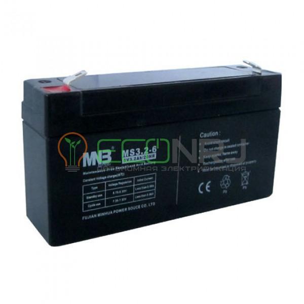 Аккумуляторная батарея MNB MS3.2-6