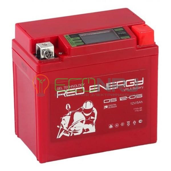 Аккумуляторная батарея Red Energy DS 12-05