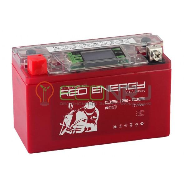Аккумуляторная батарея Red Energy DS 12-08