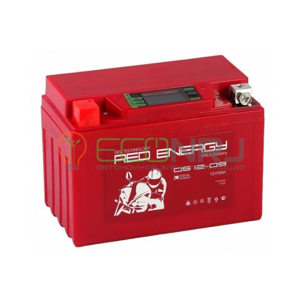 Аккумуляторная батарея Red Energy DS 12-09