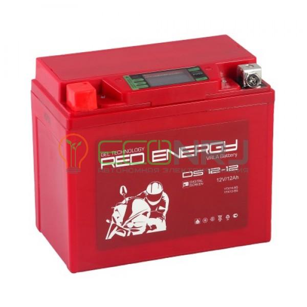 Аккумуляторная батарея Red Energy DS 12-12