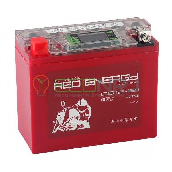 Аккумуляторная батарея Red Energy DS 12-12.1