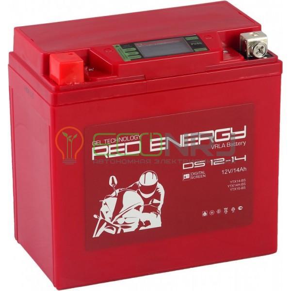 Аккумуляторная батарея Red Energy DS 12-14