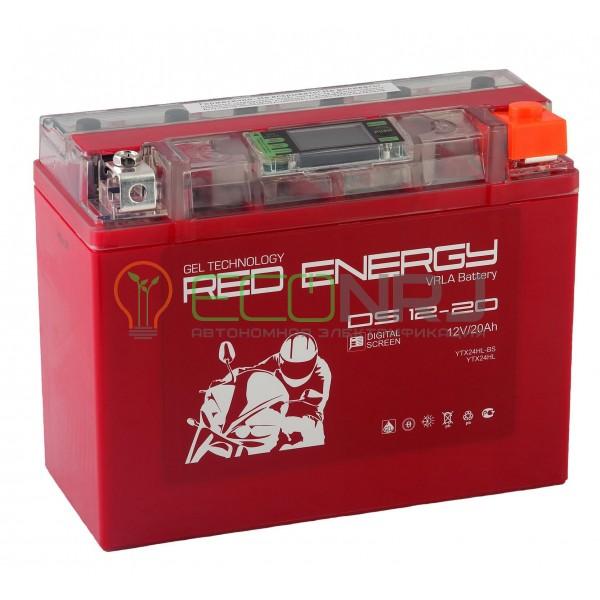 Аккумуляторная батарея Red Energy DS 12-20
