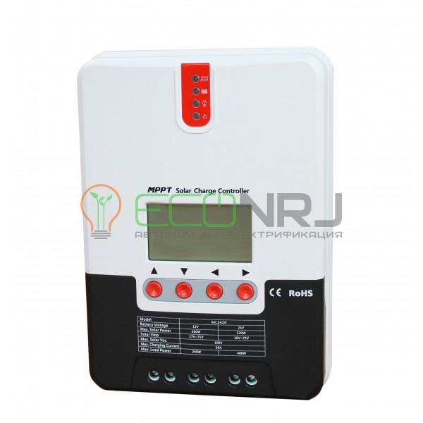 Контроллер заряда MPPT SRNE SR-ML2420