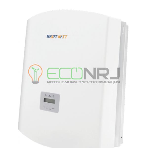 Инвертор гибридный SmartWatt Grid 60K 3P 4 MPPT