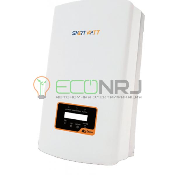 Инвертор гибридный SmartWatt Grid 7K 1P 3 MPPT