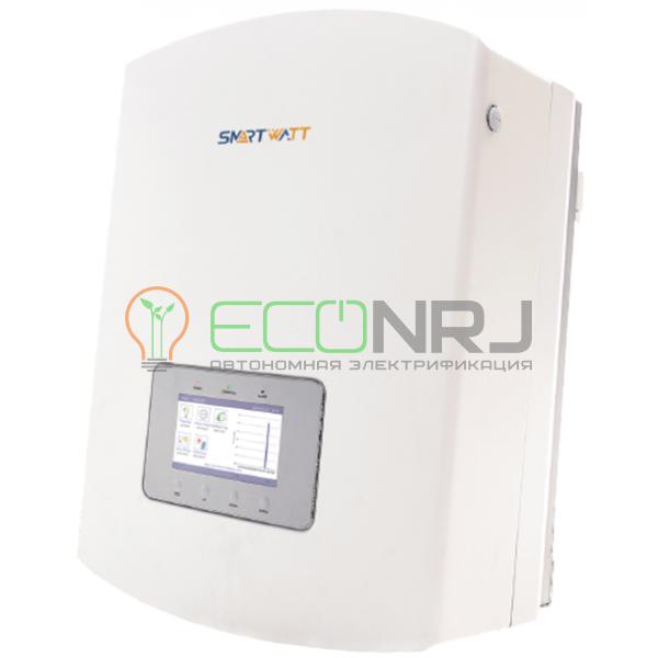 Инвертор гибридный SmartWatt Grid 30K 3P 4 MPPT