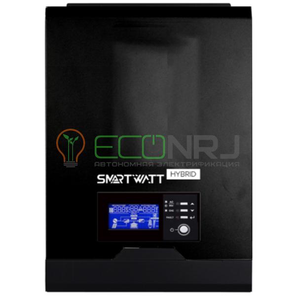 Инвертор гибридный SmartWatt Hybrid 3K 48V