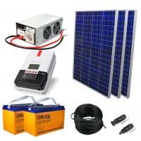 Солнечная электростанция 3.1 кВт*ч в сутки АГМ