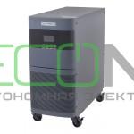 Инвертор (ИБП) Stark Country 12000 Online, 12А + АКБ Delta GX 12-55