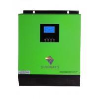 Контроллеры заряда MPPT со встроенным инвертором