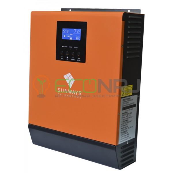 Контроллер заряда Sunways UMX-NG Plus 2kVA 24V MPPT