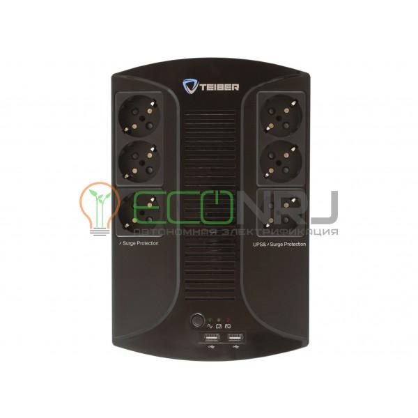 Инвертор (ИБП) Tieber LI 800