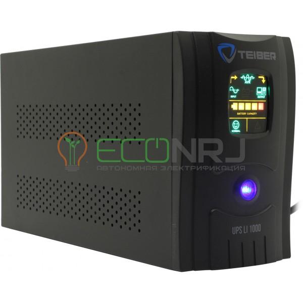 Инвертор (ИБП) Tieber LI 1000
