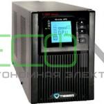 Инвертор (ИБП) Tieber T-1001 + Акумуляторная батарея Delta GX 1233