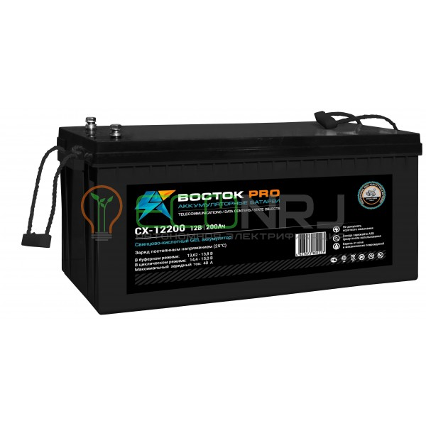 Аккумуляторная батарея ВОСТОК СХ-12200