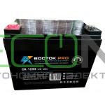 ИБП (инвертор) Энергия Гарант 500(пн-500) + Аккумуляторная батарея Восток PRO СК-1233